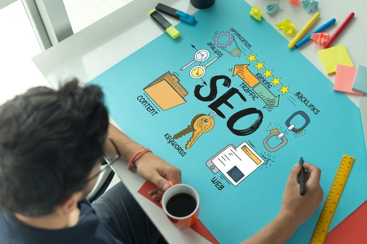 Redacción y creación de contenido Seo para web